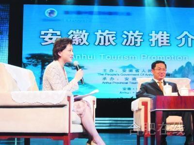 副市长对杨澜发起招商攻势