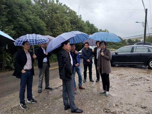 陈红英调度中央环保督察问题整改工作