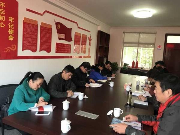 县财政局第一支部和东亭财政所支部开展党建交流座谈活动