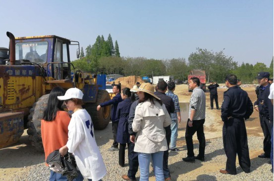 桃州镇开展散乱污企业集中整治行动