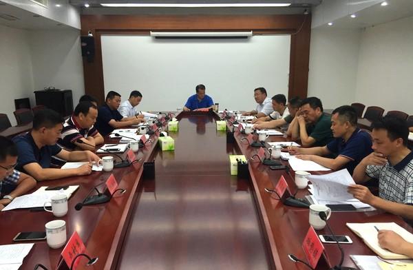 王庆武在全县村级换届工作会议上强调: 确保高质高效完成村级换届工作