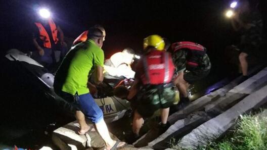 安徽宿松接连发生数起落水事件 造成5人溺亡