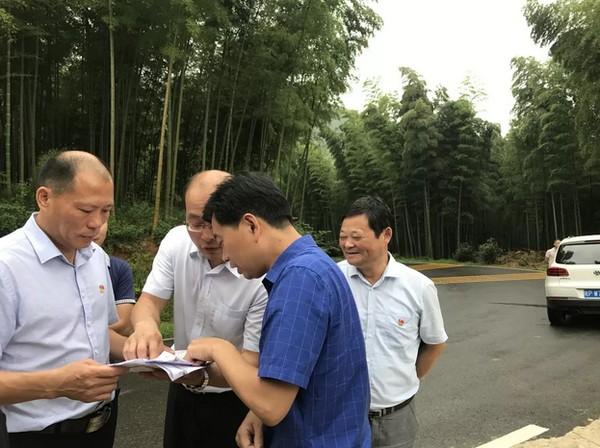 多部门共同推进我县南部乡镇旅游线路建设