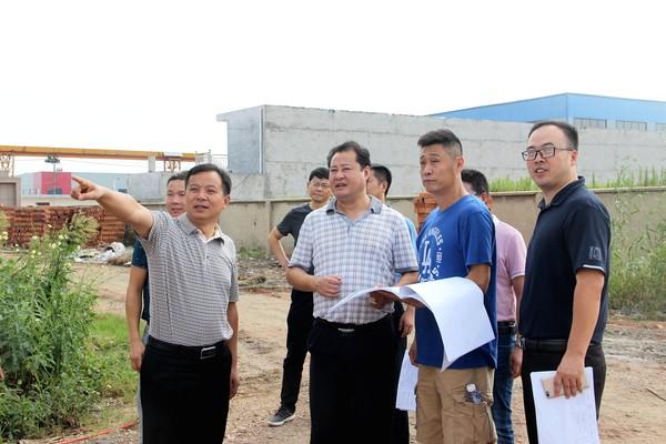 王庆武现场调度在建项目