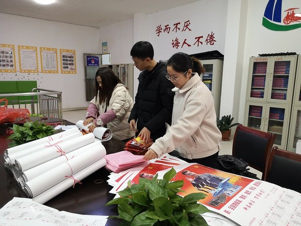 桃州镇清溪社区:情系退伍军人春节慰问