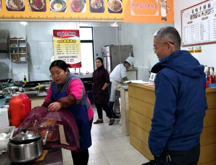 泾县开展粉丝粉条面制品专项整治行动 为期六个月