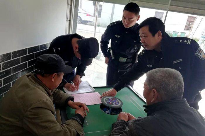 泾县:除黑恶 净环境 促稳定 保平安