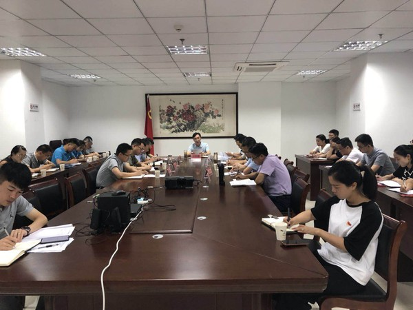 国投公司召开2019年第一次党委扩大会议
