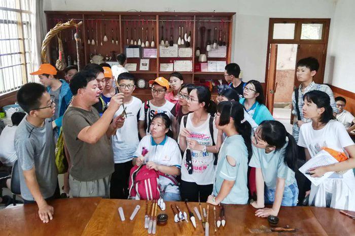 上半年,泾县旅游收入同比增长22.15%