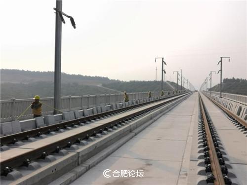 商合杭铁路(南段)首条10kV贯通电缆线路成功敷设