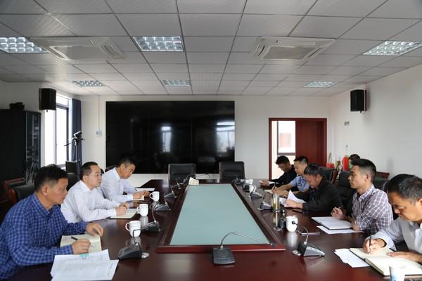 市委常委、政法委书记蔡明友一行到桃州镇督导扫黑除恶专项斗争工作