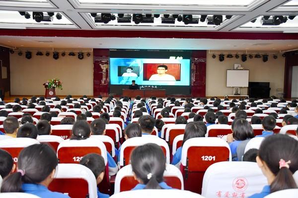 广德法院:开展送法进校园活动 预防青少年犯罪