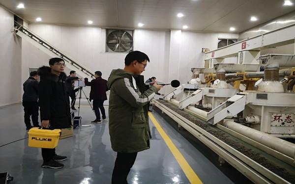 省农业农村厅等部门来广开展秸秆固化成型燃料清洁生产及利用检测工作