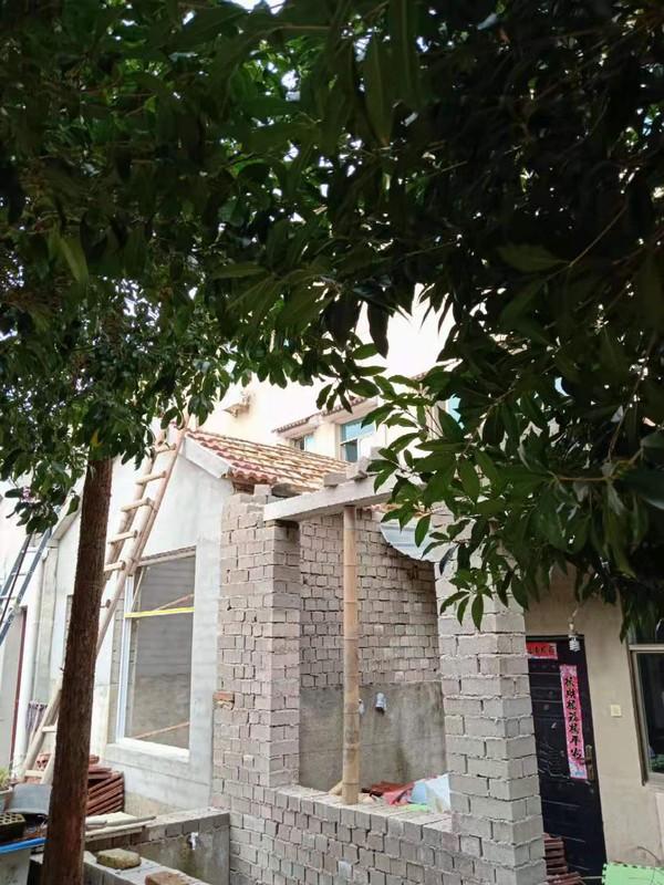 东亭乡:拆除违法违章建筑 携手共建美好家园