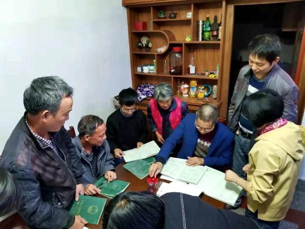 绩溪县华阳镇:坚持三原则,探索林权分置新思路