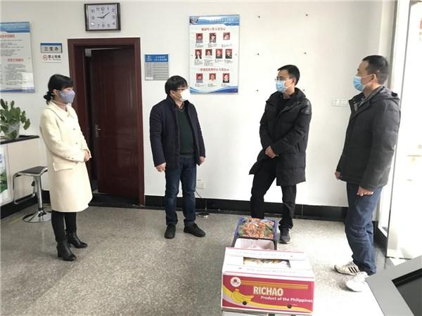 东亭乡:防疫工作难 真情人心暖