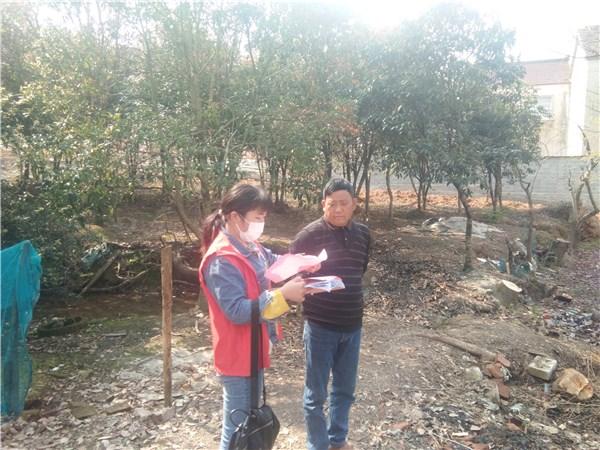 白洋村:党员中心户作用发挥好,村庄环境整治出成效