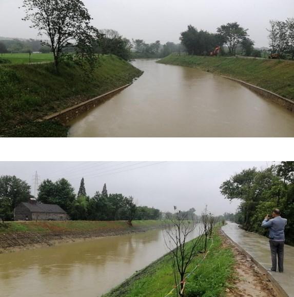 群众话民生――砖桥河河道工程治理提升防洪能力