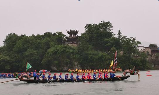泾县:对标看齐 打造长三角一体化文旅度假区
