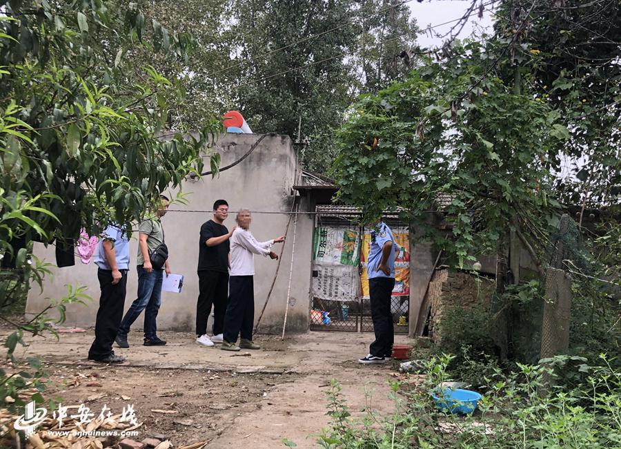 """安徽利辛:七旬男子""""五进宫"""" 贼性难改又被拘【图】"""