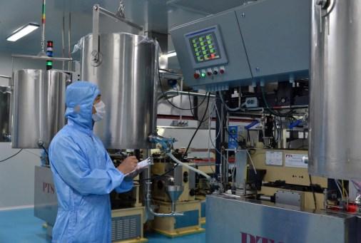 旌德大力发展生物医药主导产业