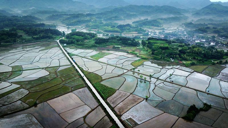 """泾县:建好""""四好农村路"""" 推进农村公路管养体制改革"""