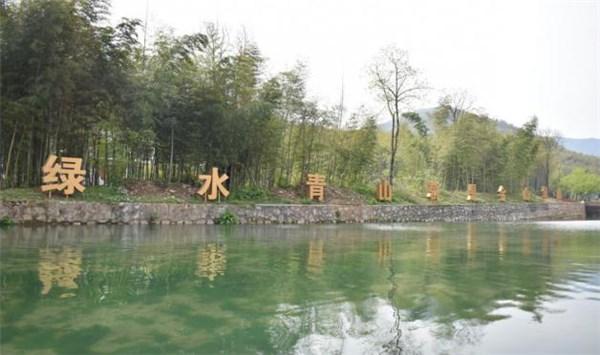 """高峰村""""绿水青山就是金山银山""""践行故事"""