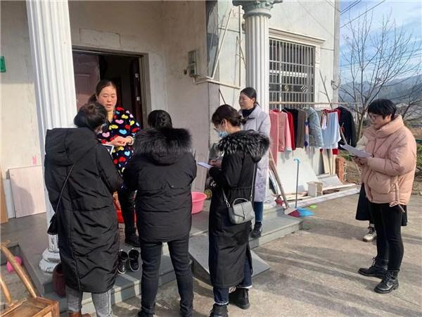 国家统计局宣城调查队赴卢村乡指导工作