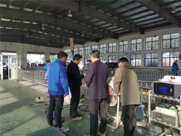 广德市:积极开展机动车检测站专项执法检查