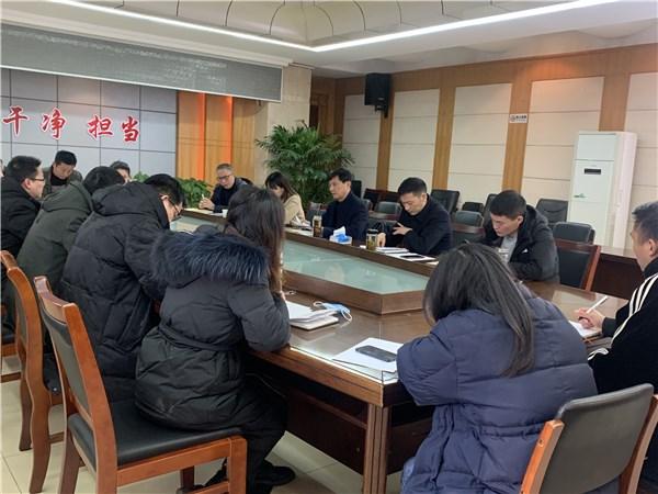市国投公司董事长、总经理徐锦祥调研立诚担保公司