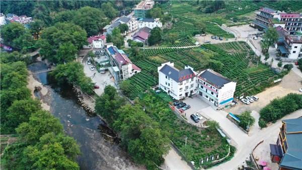 泾县:茶旅融合打造美丽乡村新画卷