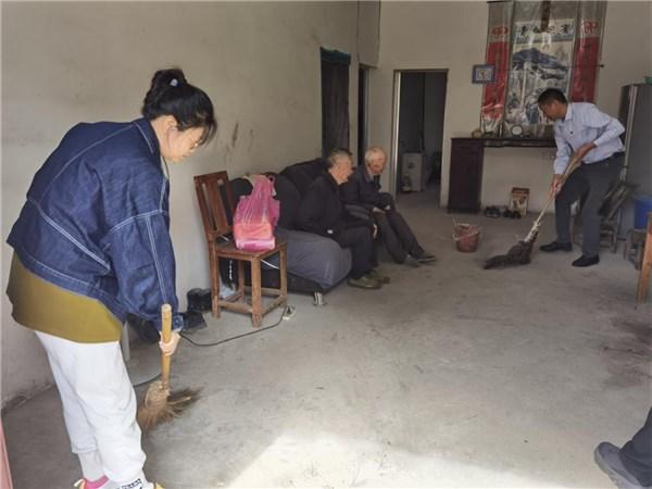 卢村乡中明社区:亲如一家 情系优抚